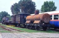 Treno diserbante
