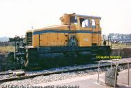 Pisa S. Rossore, luglio 1985, Loco lavori T4560 ..jpg