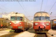 ALn 448 + 460.2008 e SBB RAe 1051