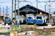 Treni bloccati e Locomotori sconosciuti