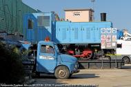 Locomotore sconosciuto ex BR D2156 / 03156
